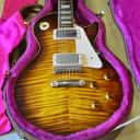 1996 Rare Gibson Custom Shop Historic 1959 Les Paul Reissue Killer Top