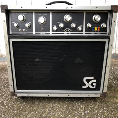 1976 CMI SG Systems 212 Guitar Amplifier, Gibson, Standel, Maestro, Kalamazoo, Chicago for sale