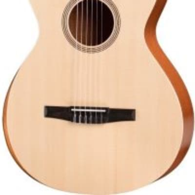 Taylor A12eN Academy Series Grand Concert Classical A/E Guitar with Gig Bag for sale