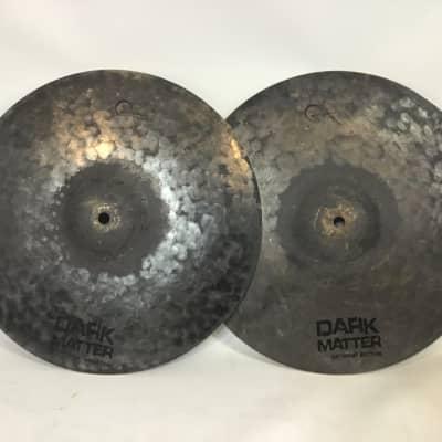 "Dream Cymbals 14"" Dark Matter Hi-Hat (Pair)"