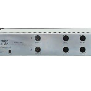 Heritage Audio HA73EQx2 Elite Dual-Channel Full Rack Mic Pre with EQ