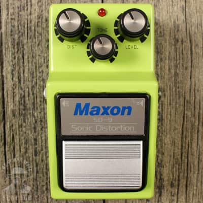 Maxon SD-9 Sonic Distortion image