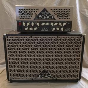 "Carvin Legacy 3 Steve Vai Signature 3-Channel 100-Watt 2x12"" Guitar Amp Half Stack"