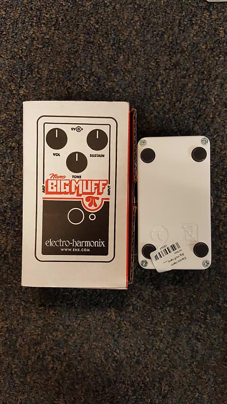 electro harmonix nano big muff pi empire guitars reverb. Black Bedroom Furniture Sets. Home Design Ideas