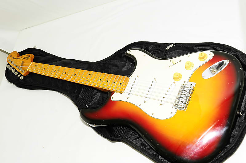 greco japan se500 super sounds 3ts electric guitar ref no reverb. Black Bedroom Furniture Sets. Home Design Ideas