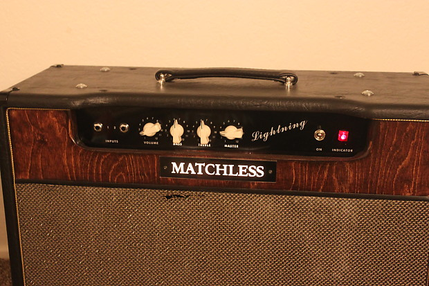 Ceriatone Lightning 112 Combo In Matchless Cabinet | Reverb