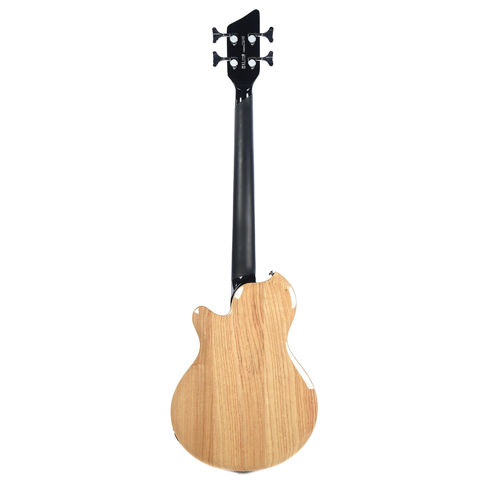 Supro Huntington II Bass Natural Ash