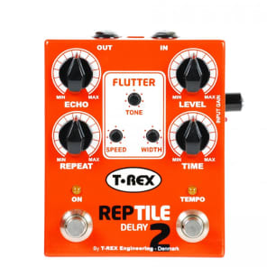 T-Rex Engineering Reptile 2 Delay FREE U.S. EXPRESS SHIPPING