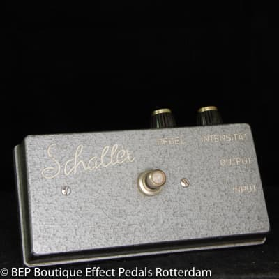 Schaller Fuzz 1966 Made in West Germany AC-151 Germanium Transistors in Iron Cast housing