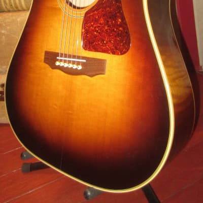 1998 Guild D-30 AB Sunburst Made in Waverly Plant USA for sale