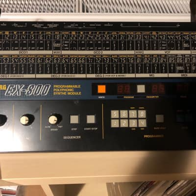 Korg EX 800