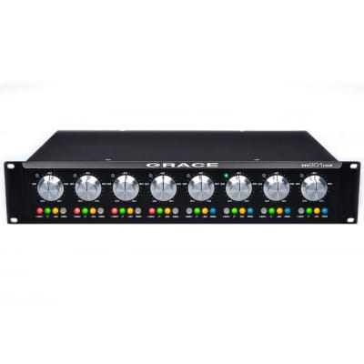 Grace Design m801mk2 8-Channel Microphone Preamp