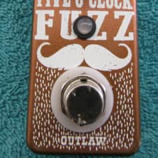 Outlaw Effects Outlaw Effects Five O'Clock Fuzz (used)