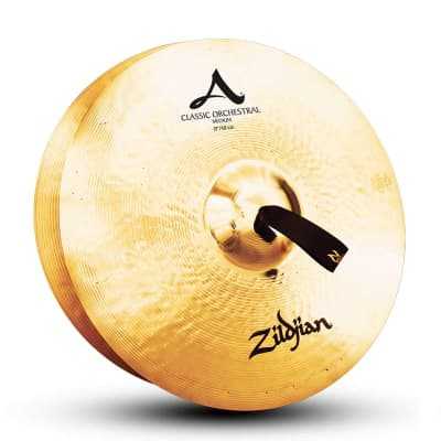 "Zildjian 19"" A Classic Orchestral Selection Medium Cymbals (Pair)"