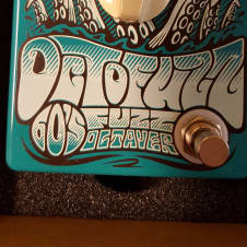 Dr. No Effects Octofuzz Fuzz and Octaver