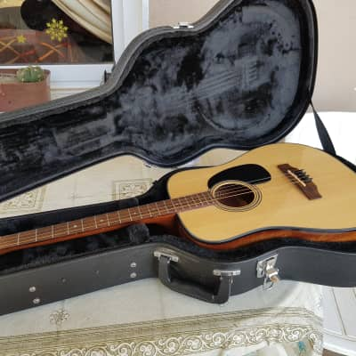 Suped Up Harley Benton Custom Line CLT-20S NT Tenor Guitar (Includes hard case and gigbag) for sale