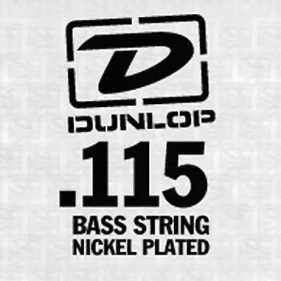 Dunlop DBN115 Nickel Wound Bass String - 0.115