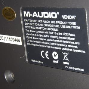 M-Audio Venom lower chassis