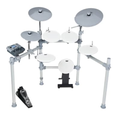 KAT Percussion KT2 High Performance 5-Piece Digital Drum Set (No Pedal) Highest Quality Sounds at an Exceptional Price! Over 500+ Sounds!, KT2-US