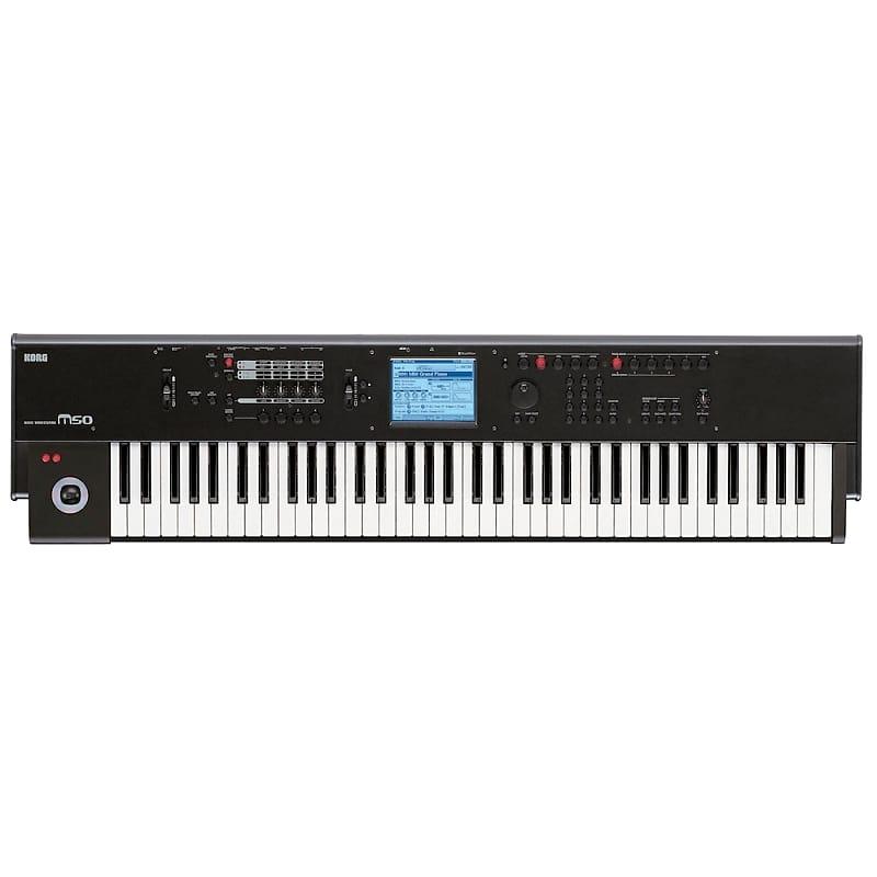 Korg M50 73-Key Music Workstation Keyboard | Reverb