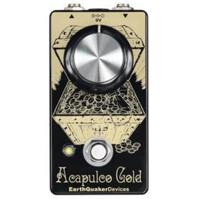 Earthquaker Devices Acapulco Gold Distortion/Fuzz Guitar Pedal V2 for sale