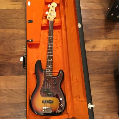Fender Custom Shop 1959 Precision - 2007 CS Journeyman AVRI PJ P/J Vintage Reissue for sale