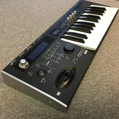 Korg Micro X Synthesizer Black w/ Hard Case