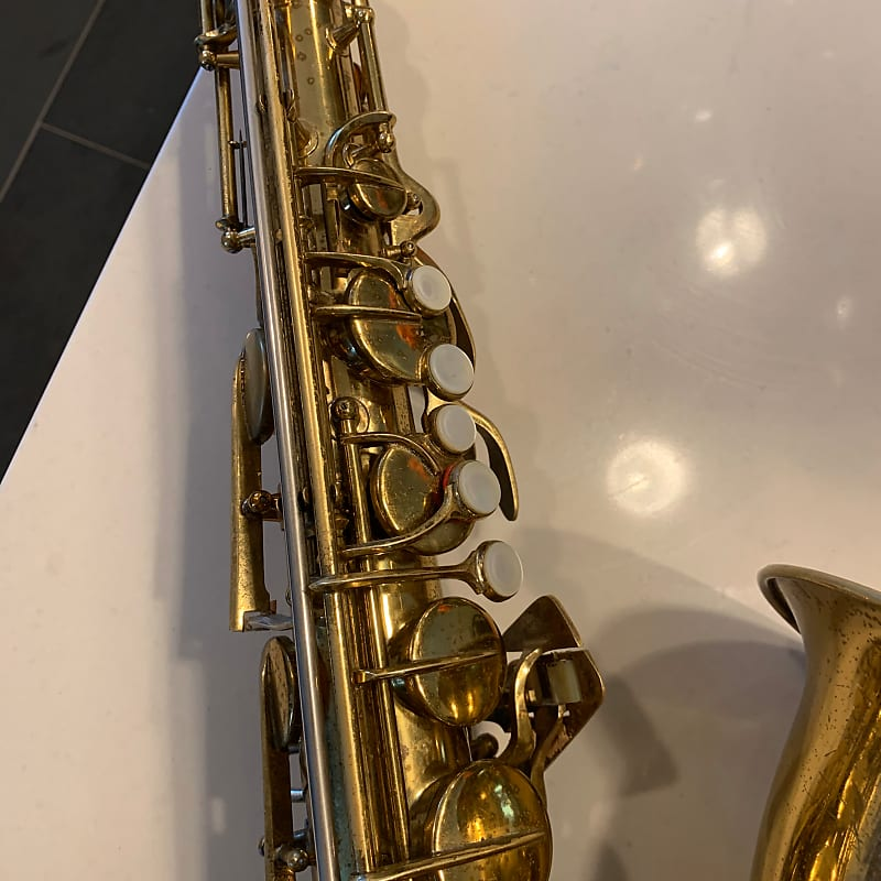 Conn 10M Conn Naked Lady Tenor Saxophone SN# 298829 Circa