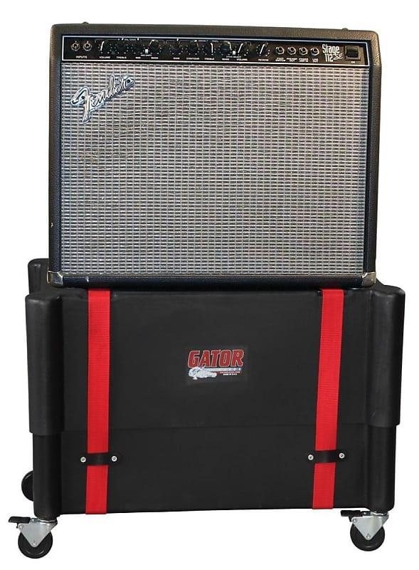 gator g 212 roto 2x12 combo amp transporter stand molded reverb. Black Bedroom Furniture Sets. Home Design Ideas