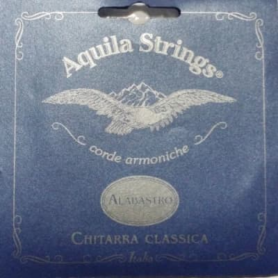 Aquila Alabastro 19C Set of Classical Guitar Strings Normal Tension for sale