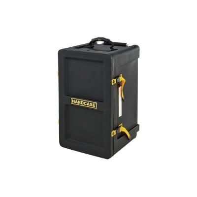 Hardcase HNCAJON Hardshell Cajon Case with Wheels