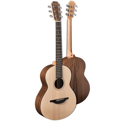 Sheeran by Lowden W04 Acoustic Electric Guitar w/ Gig Bag, Walnut, Spruce Top for sale