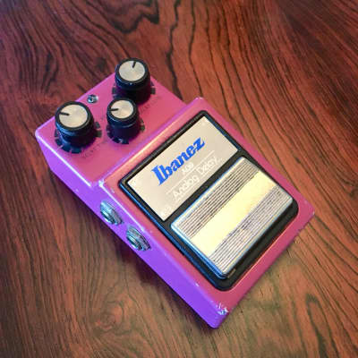 Ibanez Ad9 c 1980s Paaaaaaaank! original vintage analog delay pedal for sale