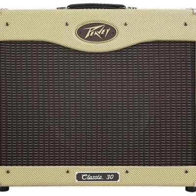 Peavey Classic 30 112 Tweed Guitar Combo Amplifier (Used/Mint)