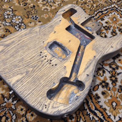 Fender Telecaster Custom Body (Refinished) 1972 - 1980