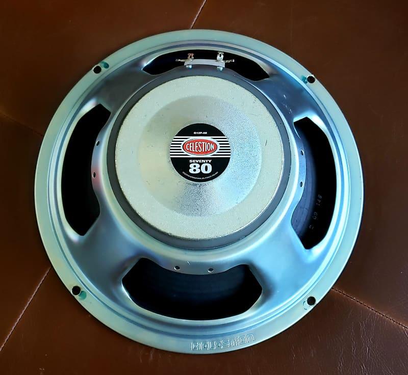 celestion t5603a seventy 80 12 80 watt 16 ohm speaker reverb. Black Bedroom Furniture Sets. Home Design Ideas
