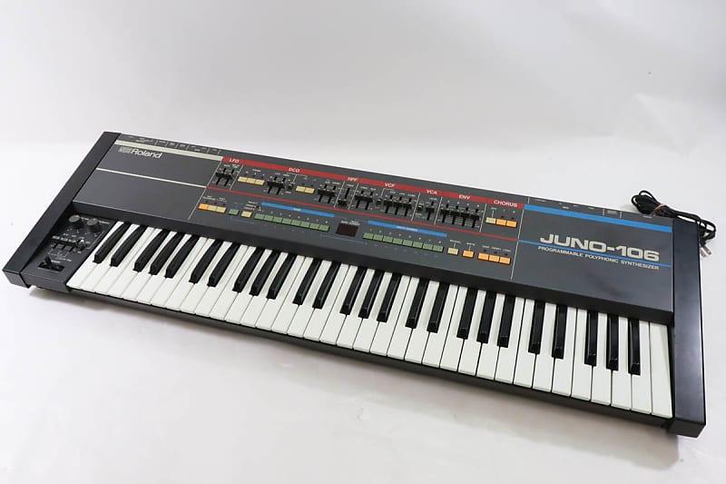 Roland Juno-106 - Shipping Included* | ISHIBASHI MUSIC | Reverb