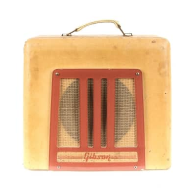 "Gibson BR-9 10-Watt 1x8"" Guitar Combo 1948 - 1950"