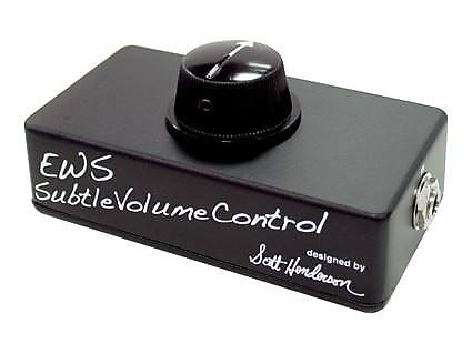 EWS SVC Subtle Volume Control Scott Henderson Design