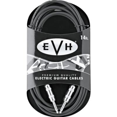 EVH EVH Eddie Van Halen Premium Guitar Cable - 14 Foot for sale