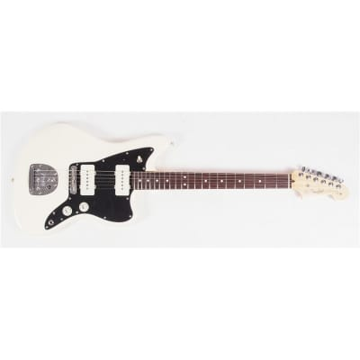 Fender American Professional Jazzmaster (Olympic White, Rosewood) for sale