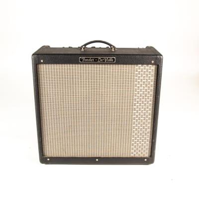 Fender Deville 4x10 Combo Amplifier Owned By Ilan Rubin