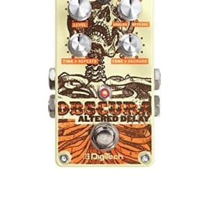 DigiTech OBSCURA  Altered Delay Guitar Effects Pedal for sale