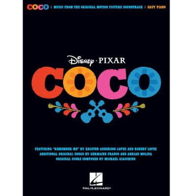 Coco: Music from the Original Motion Picture Soundtrack (Easy Piano)