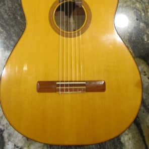 Goya Classical G-17 Late 1960s Amber Natural for sale