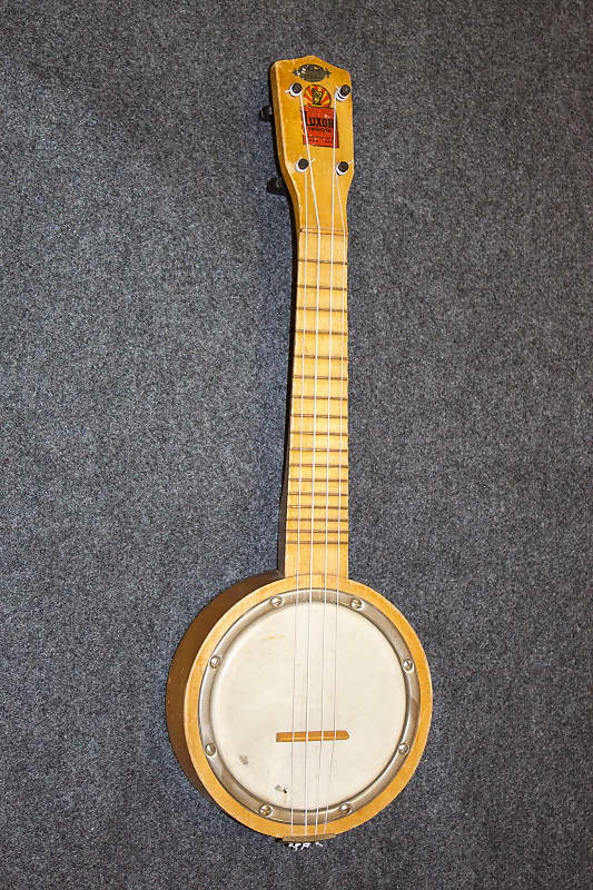 luxor patrician banjo ukulele reverb. Black Bedroom Furniture Sets. Home Design Ideas