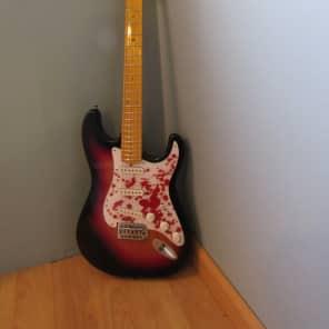 Partcaster Memphis Stratocaster 70
