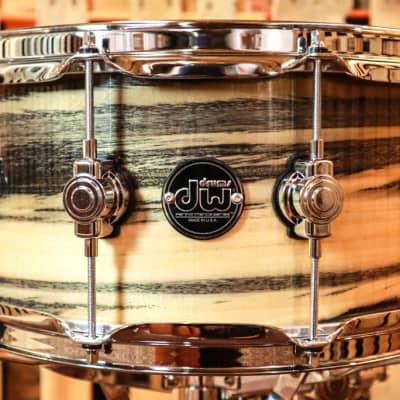 DW Exotic Performance Black Poplar Snare Drum - 6.5x14 - #7