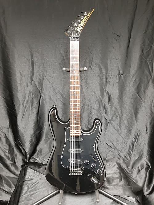 kramer zx30 aerostar electric guitar black reverb. Black Bedroom Furniture Sets. Home Design Ideas
