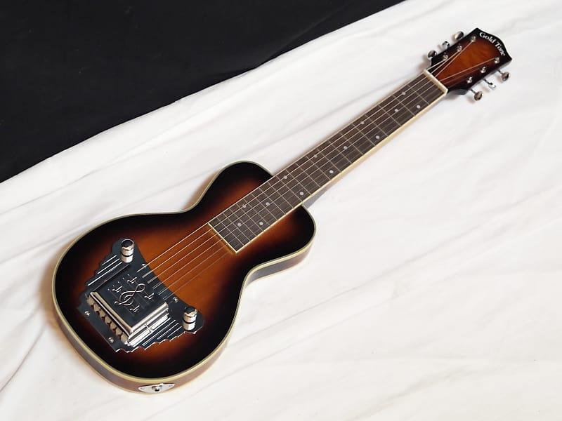 gold tone ls 6 6 string electric lap steel guitar new w gold reverb. Black Bedroom Furniture Sets. Home Design Ideas